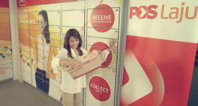 Panduan Menggunakan Perkhidmatan Pos Laju EziBox