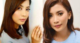 Shenty Feliziana, Host Cantik Kelahiran Singapura