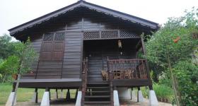 Rekabentuk Rumah Kampung Menarik