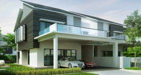 Cara Ringkas Mengira Kos Membina Rumah Atas Tanah Sendiri