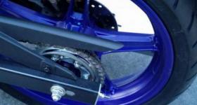 Pemasangan Sport Rim Racing Boy RCB Pada Motosikal Yamaha Y15ZR